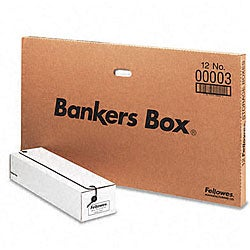 Fellowes Liberty Card Size Storage Boxes (Pack of 12)