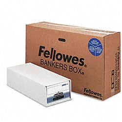 Fellowes Steel Plus Card Size Storage Drawers (Pack of 12)