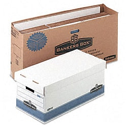 Fellowes Stor/File Fastfold File Storage Boxes (Pack of 12)