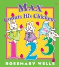 Max Counts His Chickens (Paperback)