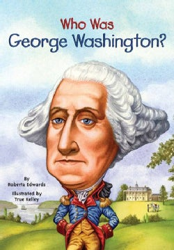 Who Was George Washington? (Paperback)