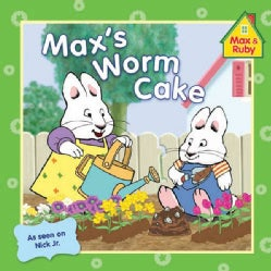 Max's Worm Cake (Board book)
