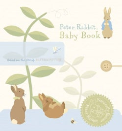Peter Rabbit Baby Book (Hardcover)