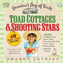Toad Cottages & Shooting Stars: Grandma's Bag of Tricks (Paperback)