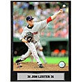 Jon Lester 9x12 Baseball Photo Plaque