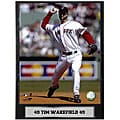 Tim Wakefield 9x12 Baseball Photo Plaque