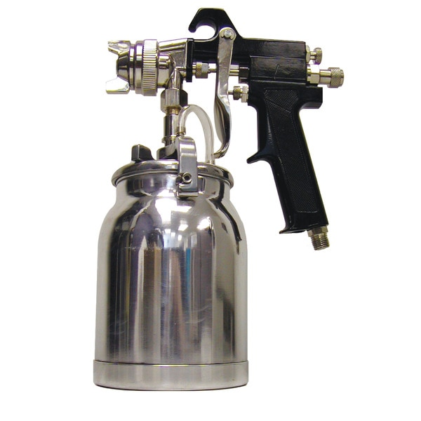 Black Bull Professional 1-quart Paint Spray Gun
