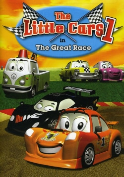 Little Cars 1: The Great Race (DVD)
