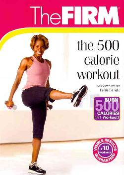 The Firm: 500 Calorie Workout (DVD)