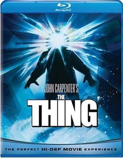 The Thing (Blu-ray Disc)