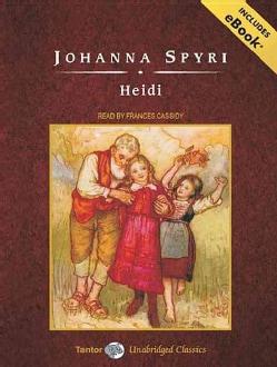 Heidi (CD-Audio)