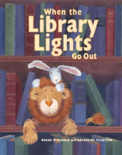 When the Library Lights Go Out (Paperback)