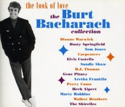Various - Look Of Love- The Burt Bacharach Collection