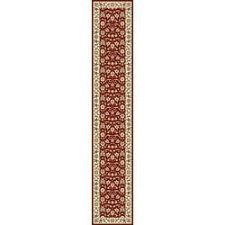 Safavieh Lyndhurst Oriental Burgundy/ Ivory Runner (2'3 x 14')