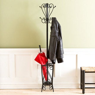 Bretton 69-inch Coat Rack