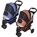 PetGear Sportster Stylish Convenient Pet Stroller (Up to 45 pounds)