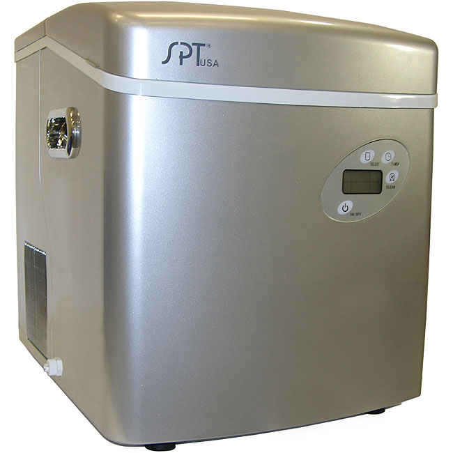 Countertop Ice Maker Youtube : Portable Ice Maker with LCD Display - 11410942 - Overstock.com ...