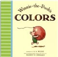 Winnie-the-Pooh's Colors (Board book)