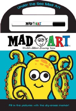 Under the Sea Mad Art (Board book)