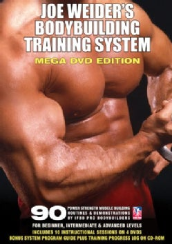 Joe Weider's Bodybuilding Training System (DVD)