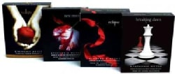 Stephenie Meyer CD Pack: Twilight / New Moon / Eclipse / Breaking Dawn (CD-Audio)