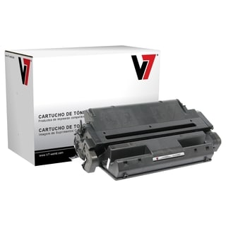 V7 Black Ultra High Yield Toner Cartridge for HP LJ
