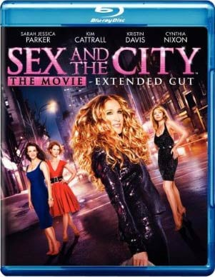 Sex and the City: The Movie (Blu-ray Disc)