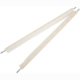 Needlework 20-inch Scroll Rods