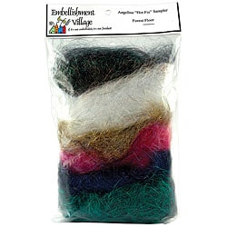 Angelina Forest Blend Crimped Cut Fibers