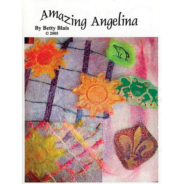 Embellishment Village Amazing Angelina Craft Book