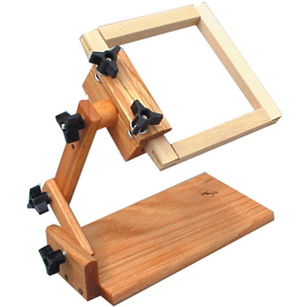 Z-shape Needlework Lap Frame