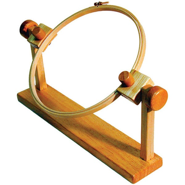 Tambour Needlework Hoop Frame