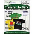 Ink Jet Dark Fabric Transfer Paper