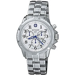 Wenger Men's GST Chronograph Watch