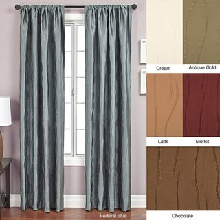 Bon Rod Pocket 96-inch Curtain Panel