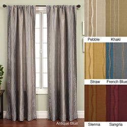 Duchess Stripe Rod Pocket 108-inch Panel
