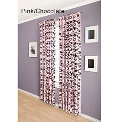 Heaven Rod Pocket 120-inch Curtain Panel