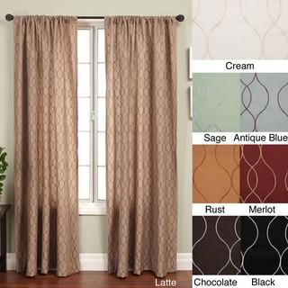 Keeva Rod Pocket 120-inch Curtain Panel