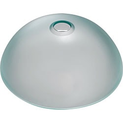 Kraus 14-inch Frosted Glass Vessel Sink
