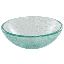 Kraus 14-inch Broken Glass Vessel Sink