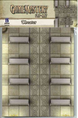 Gamemastery Flip-mat: Theater (Game)