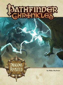 Pathfinder Chronicles, Dragons Revisited (Paperback)