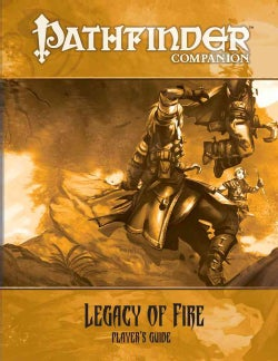 Pathfinder Companion: Legacy of Fire Player's Guide (Paperback)