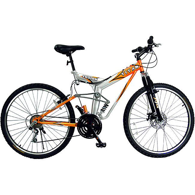 Titan Fusion Mountain Bike