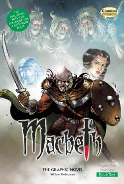 Macbeth: The Graphic Novel: Quick Text (Paperback)