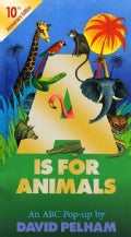 A Is for Animals: An ABC Pop Up (Hardcover)