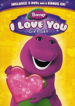Barney: I Love You Giftset (DVD)