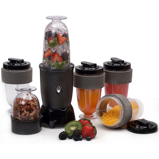17-piece Shake Blender Food Chopper Set
