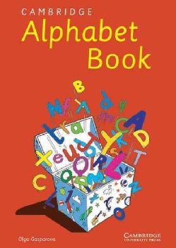 Cambridge Alphabet Book (Paperback)