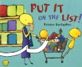Put It on the List! (Hardcover)
